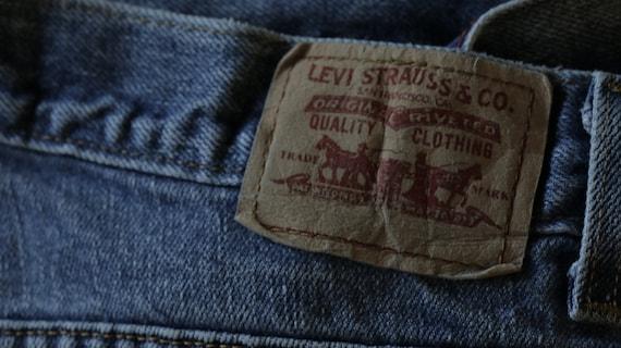 Levi's 550 16M Stonewashed