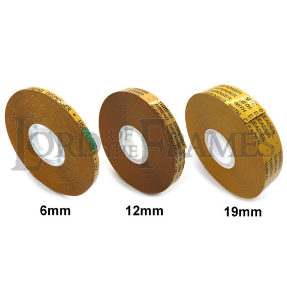 ATG Tape 12mm x 33m Double Sided Tape Transfer Tape Picture Framing Mounting