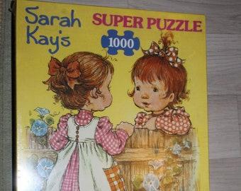 Sarah Kay Puzzle Etsy