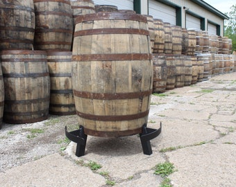 Whiskey Barrel Foot Rest and Riser (barrel not included)