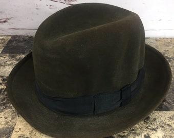 54bf2bbcf Fedora hat for man   Etsy