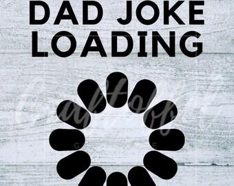 Dad Joke Svg Etsy