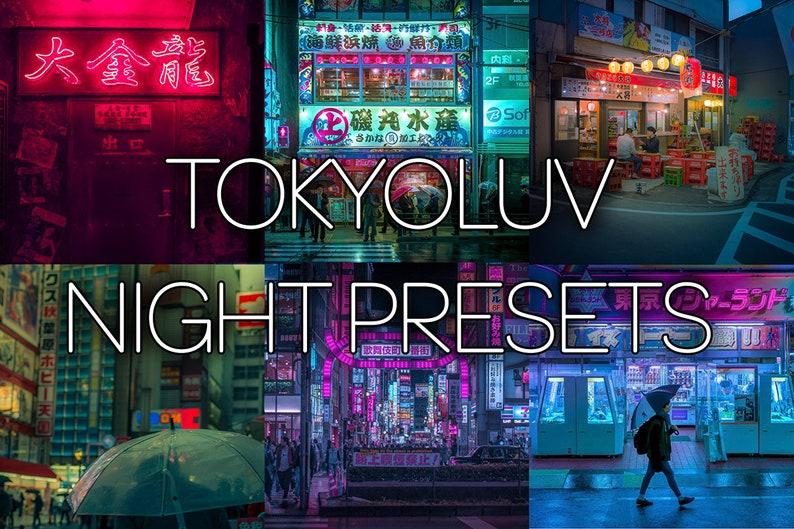 Tokyoluv Lightroom presets image 0