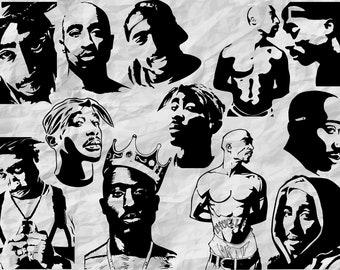 Hip hop svg | Etsy