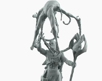 Blood Sacrifice - Mini Monster Mayhem Wargaming Miniatures Games D&D, DnD, Pathfinder, SW Legion