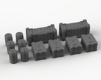 Dragonlock Ultimate Guilhotina 28mm 32mm Wargaming Terreno D/&d Dnd Warhammer 40k