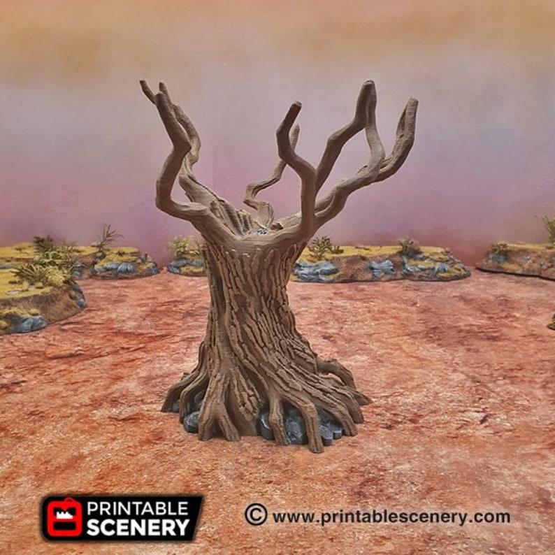 15mm 28mm 20mm 32mm Brave New Worlds Wasteworld Gaslands Terrain Scatter D/&D DnD Pathfinder Warhammer 40k Twisted Trees