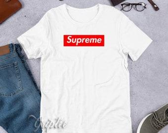 7d3689cd8f27 Premium tshirt Supreme T shirt