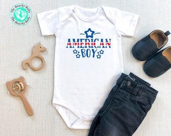 Unisex Happy Labor Day USA Flag Stars and stripes Baby Clothes Clothing child boho Unisex Boys Girls Newborn Infant Shower Gift bohemian Jumper Jumpsuit Bodysuit One piece Pajamas