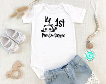 Gender Neutral Gift New Baby Gift baby girl panda Gender Neutral Outfit Coming Home Outfit Panda Baby Outfit baby boy panda
