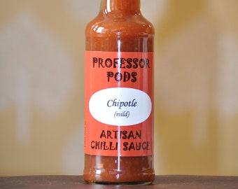 Smoky Chipotle Mild Artisan Chilli Sauce (155 ml)