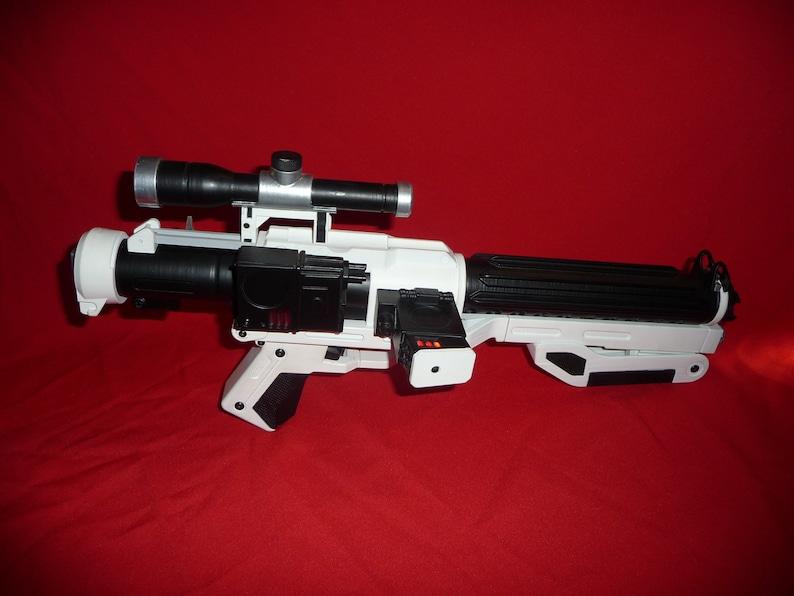 First order F-11D blaster - 3D print