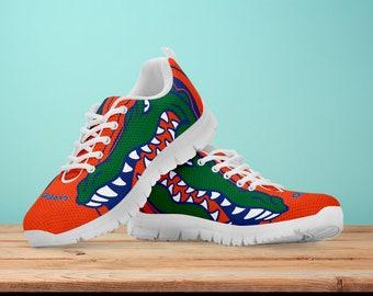 bc129fce0 Florida gators Fan Unofficial Running Shoes  Women  men  kids sizes