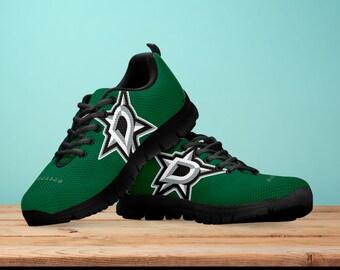cc7900ae2475 Dallas Stars Fan Unofficial Running Shoes  Women  men  kids sizes