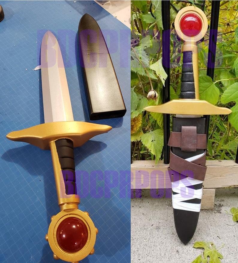 Slayers PROP KIT ONLY Lina Inverse Short Sword