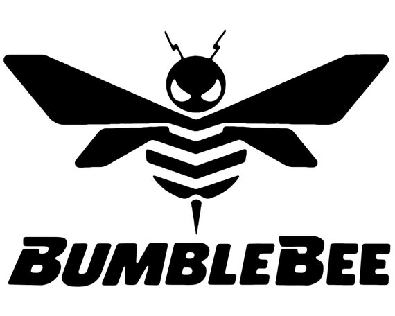 Bumble Bee Vinyl Decal Sticker Decoration Wall Laptop Car Window Decal