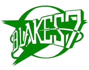 Blakes 7 - Vinyl Decal Car Truck PC Laptop Sticker