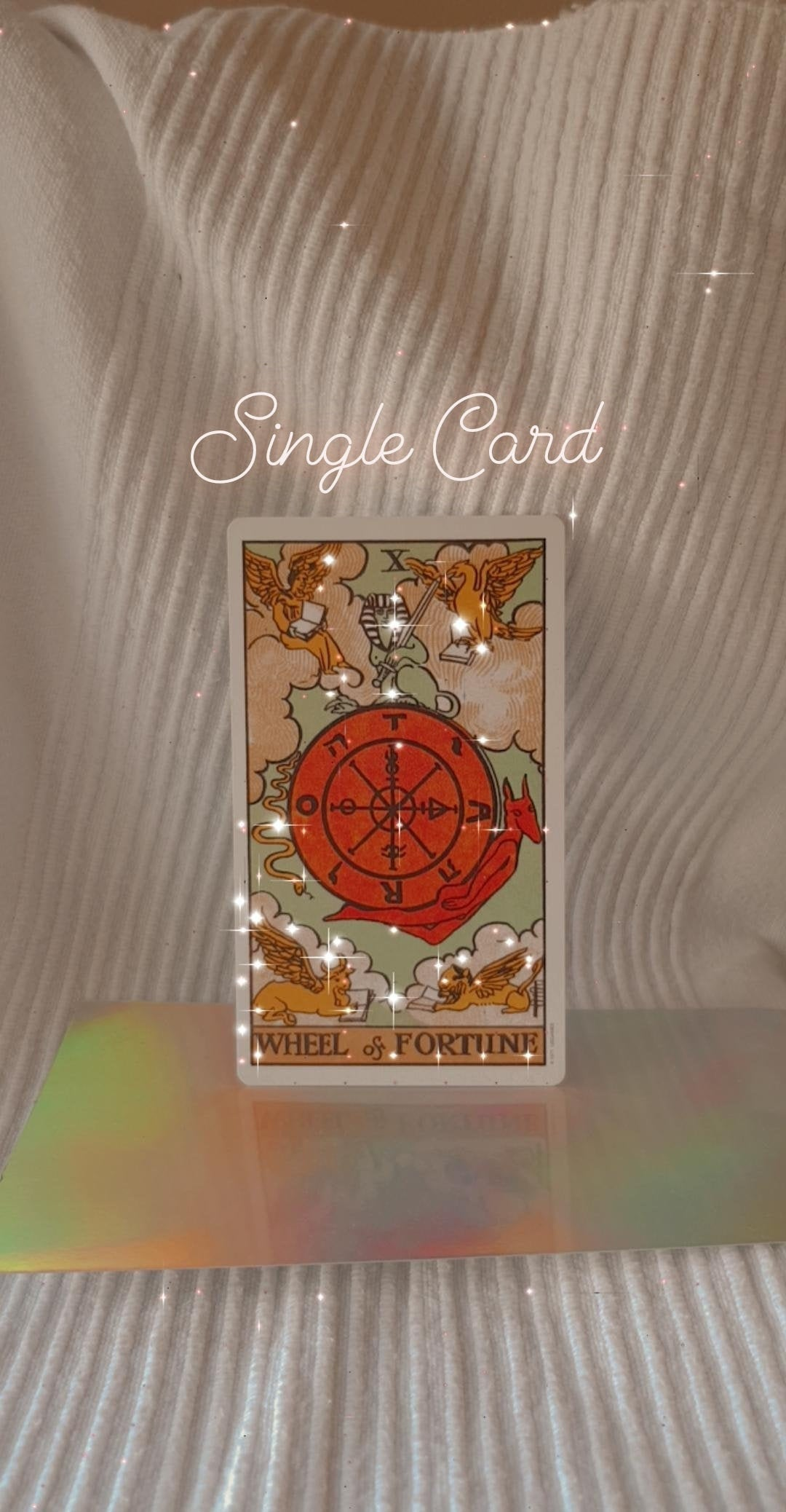 within 24 hours Yes or No Single Tarot Pull