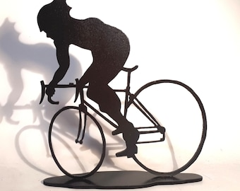 Cyclist, male racer