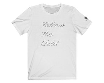 "Follow the Child"" tee"