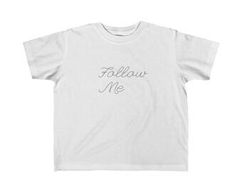 """Follow Me"""" tee"""