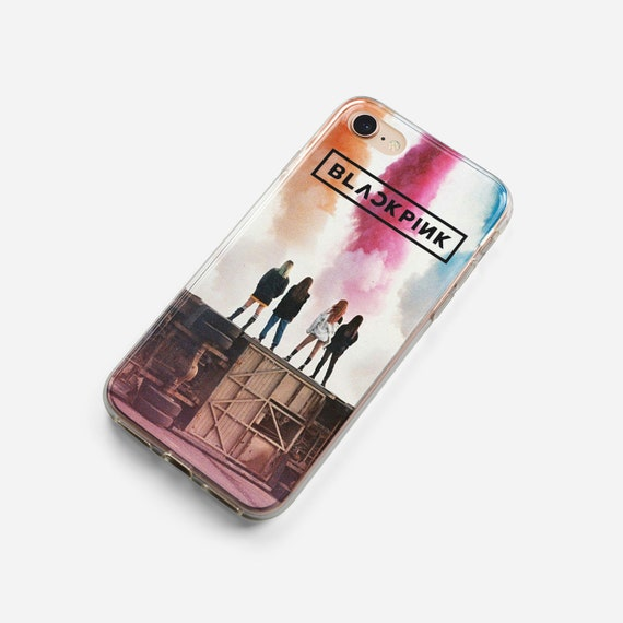 Blackpink Kpop Wallpaper Coque Silicone Clear Tpu Phone Cases Iphone Xs Max Xr Iphone 7 8 6s 6 Plus 5 5s Se Cover Ipod Touch 7 6 5 Case