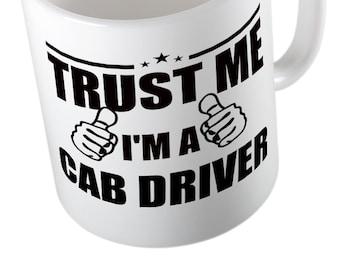 Cab Driver World/'s Best Novelty Gift Mug shan1084