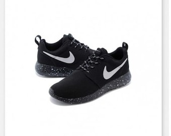 buy popular ba3a4 b1fd5 nike roshe run 4.5 speckled