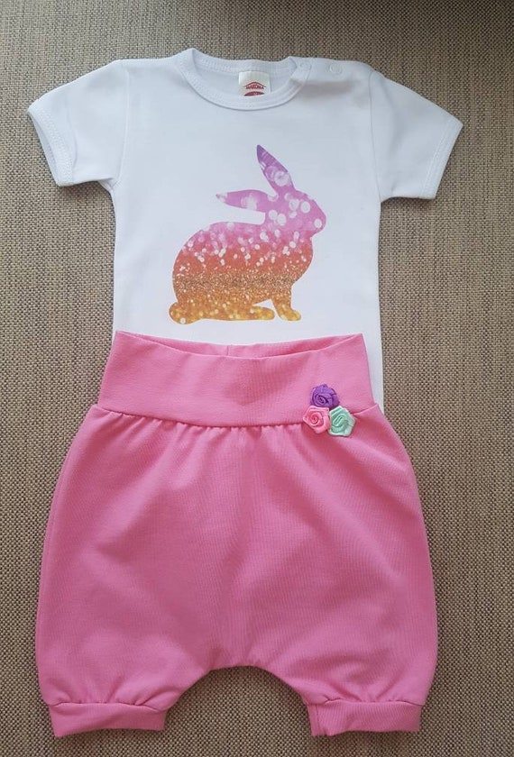 Easter Outfit Bunny Bodysuit