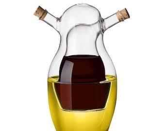 Oil Vinegar Cruet Etsy