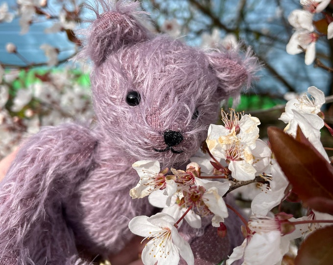Steiff Mohair, Traditional Jointed, Artisan Teddy Bear Easter Gift