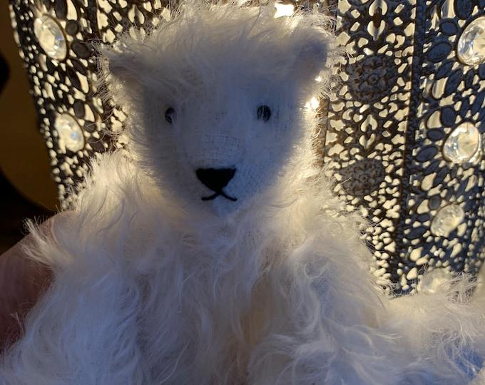 Steiff Mohair Traditional Jointed Polar Bear