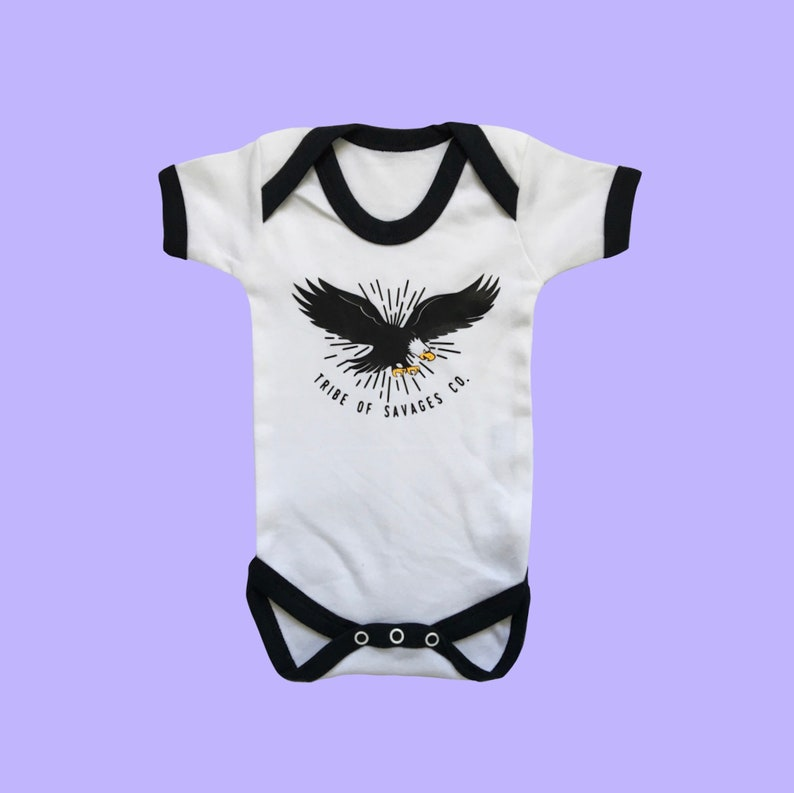 Eagle Baby Suit image 0