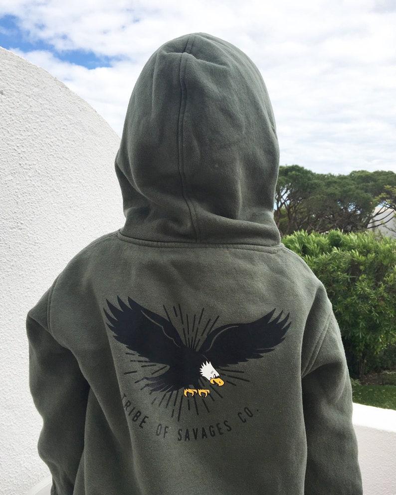 Eagle Hoodie image 0