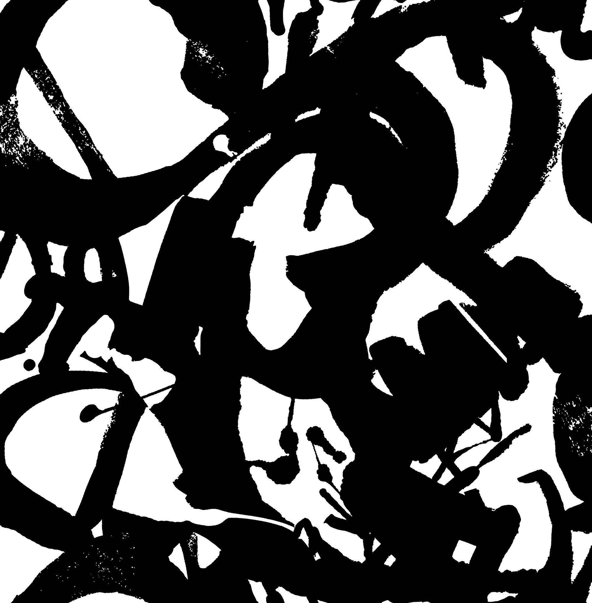 Wallpaper Abstract Wallpaper Retro Wallpaper Dark Etsy