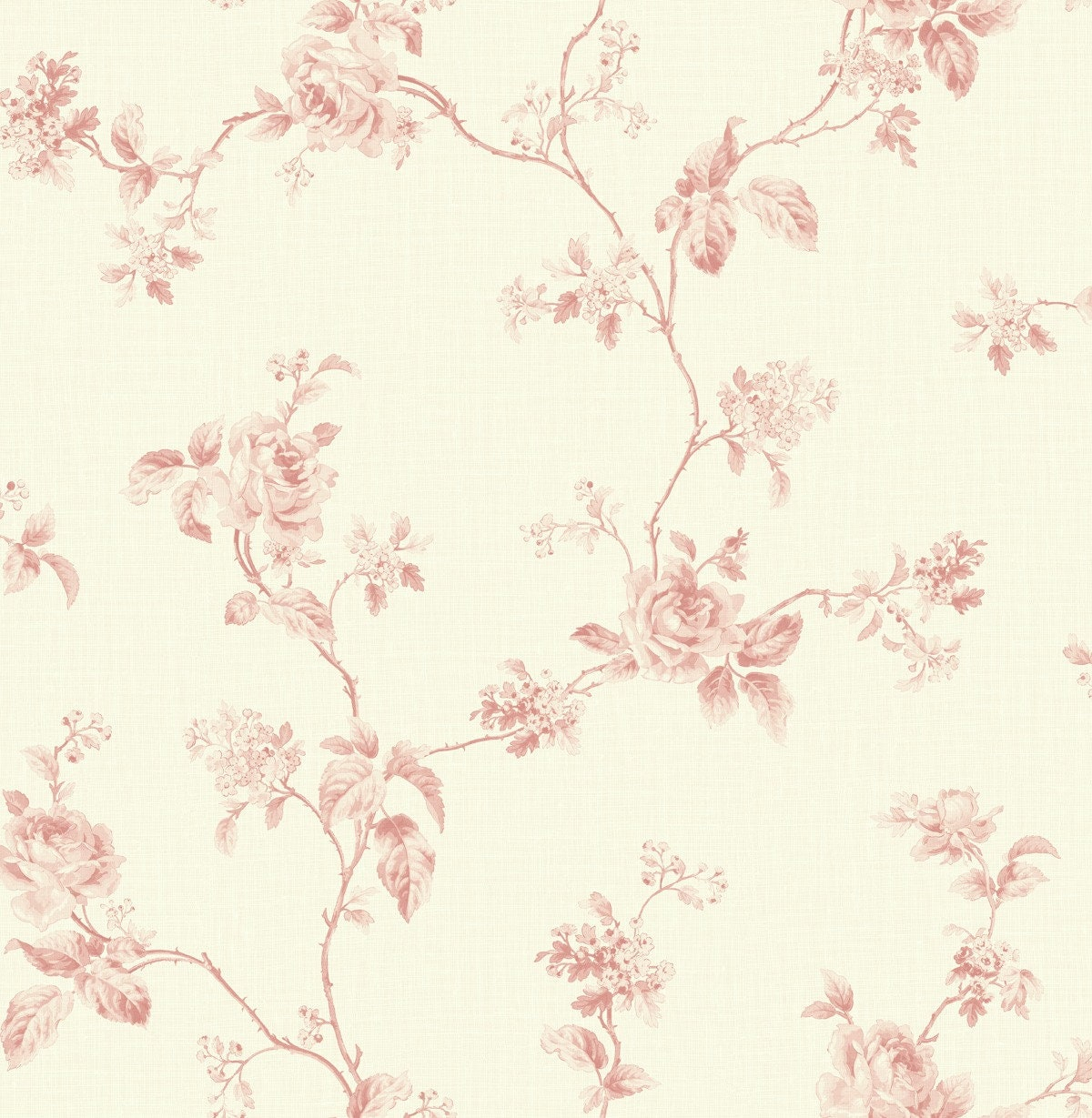 Wallpaper Flower Wallpaper Graphic Wallpaper Modern Etsy