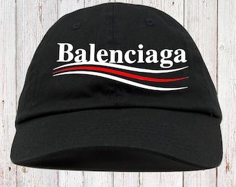 9d9dd06bfa8 Balenciaga Dad Hat Strapback