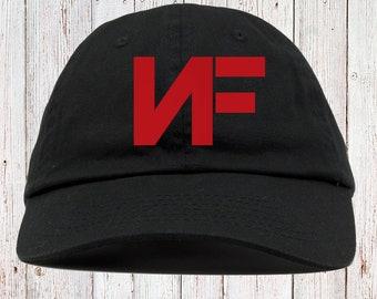 NF Rapper Dad Hat Strapback 77730044b29