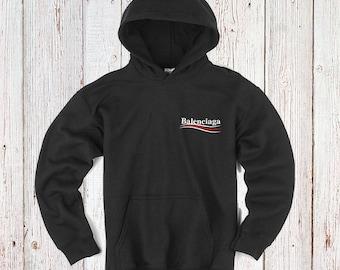 Inspired Balenciaga Hoodie Sweatshirt 324daf0be50