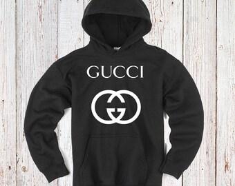 Gucci Hoodie - Gucci Inspired Hoodie, Unisex Gucci Hoodie d8346645022