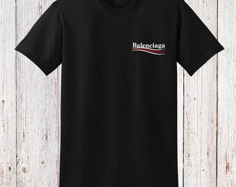 7afa243da Balenciaga 2017 Campaign T-Shirt Bernie Off-White Bape Yeezy Kanye West  Bogo Fear of God VLone Palace Gucci CDG Hype Hypebeast Travis Scott