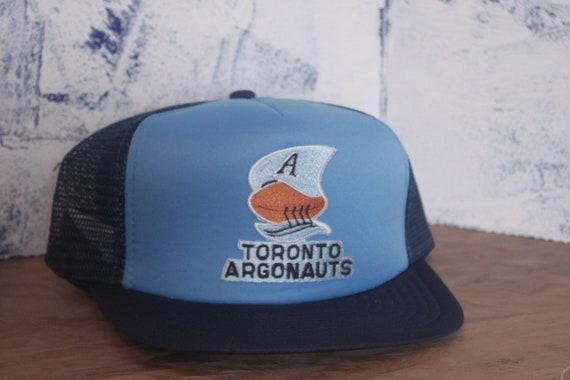Vintage Toronto Argonauts trucker hat