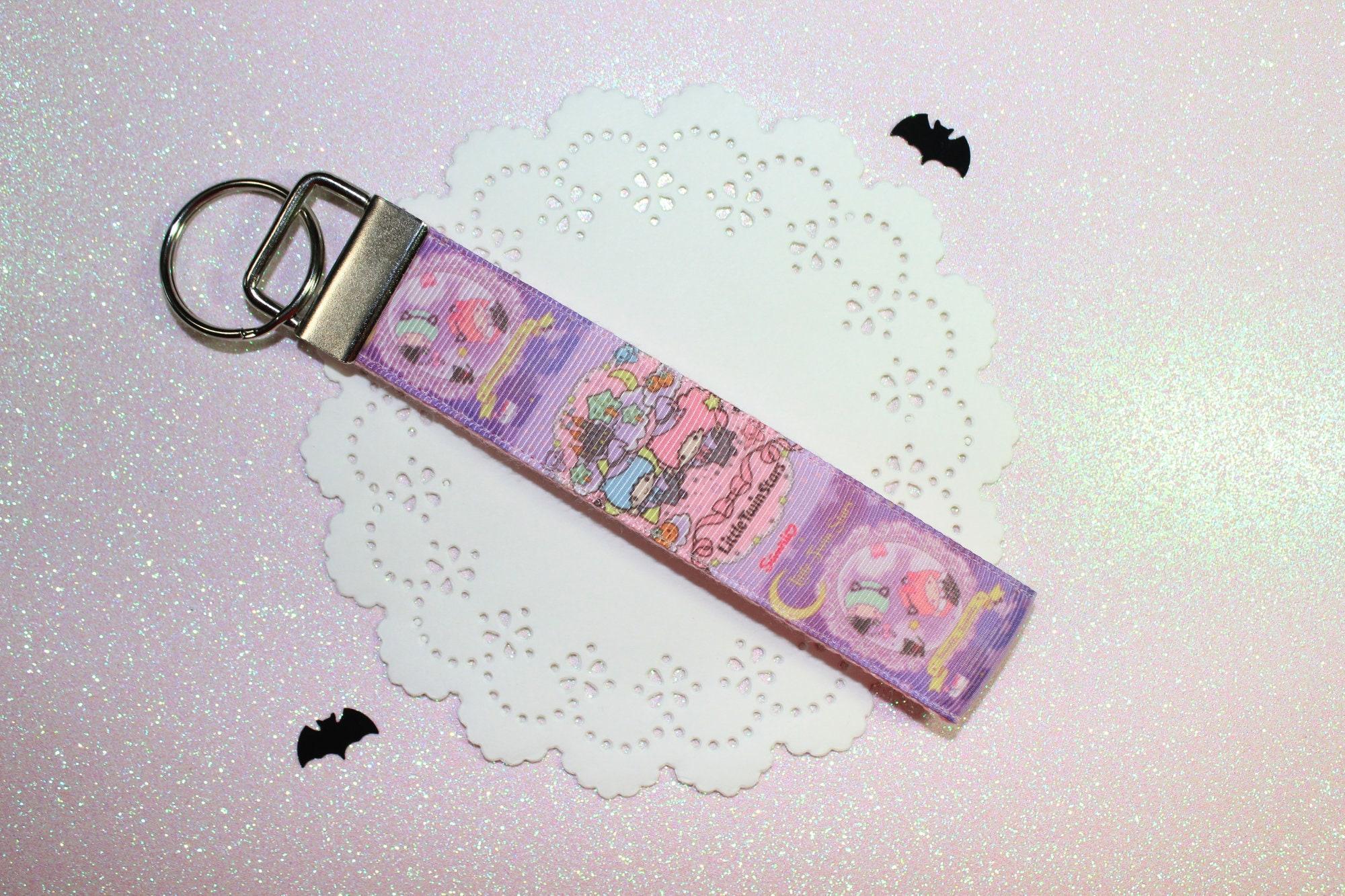 M Sanrio Hello Kitty Alphabet Key Chain Registered Shipping