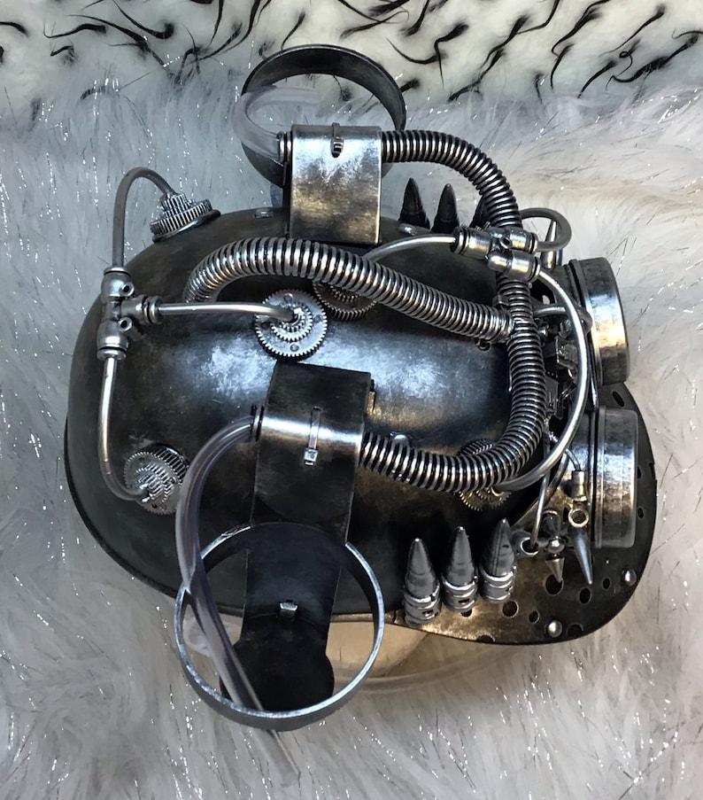 Steampunk Drinking Cap