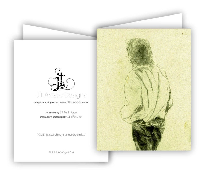 Jim Morrison 6 Card Set image 0