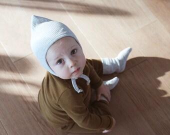 2b71f70975b heather grey pixie hat