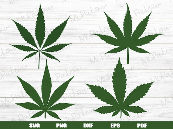 Marijuana Svg Cannabis Svg Marijuana Leaf Svg Cannabis Leaf Etsy