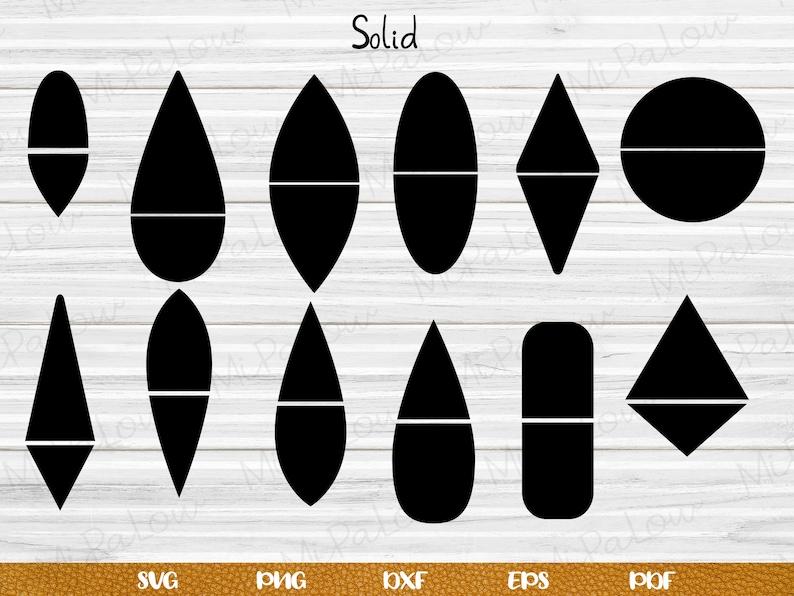 Download Earrings Cricut SVG Faux Leather Earrings SVG Joanna ...
