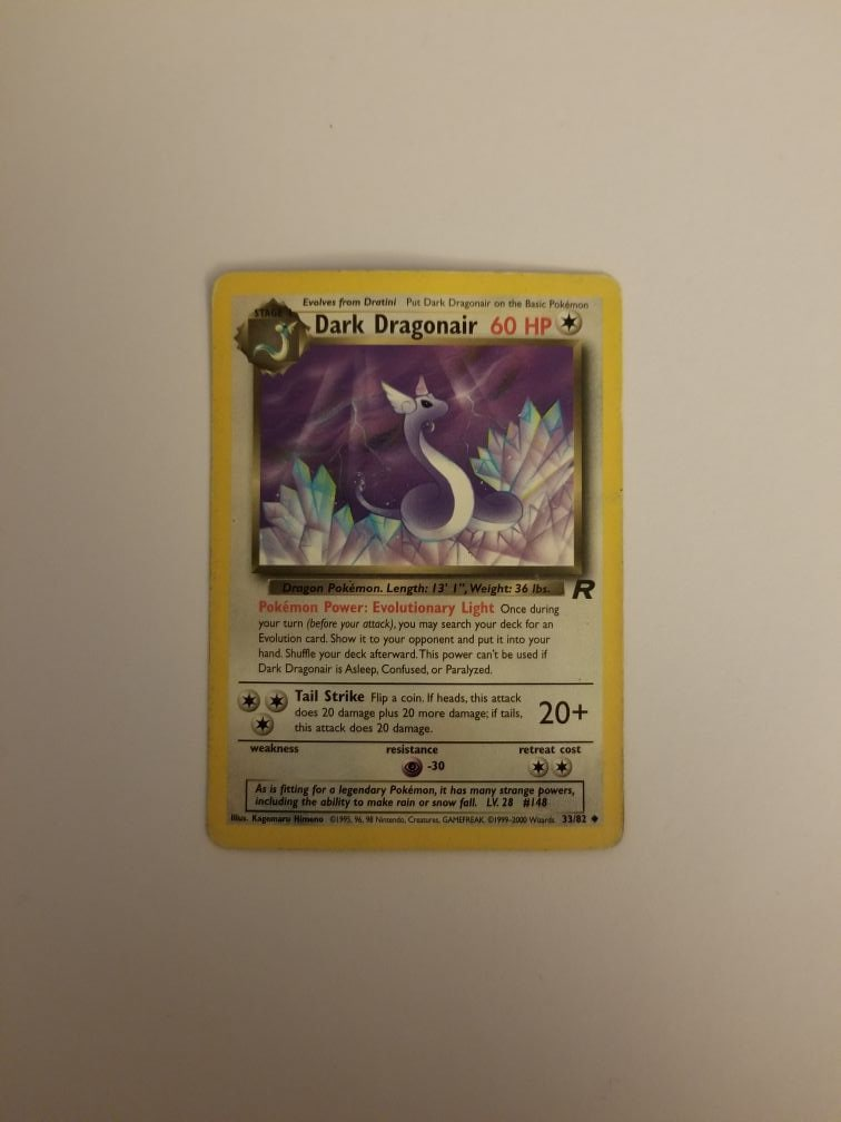 34//105 Dark Flaaffy Uncommon 1st Edition Near Mint Neo Destiny Pokemon