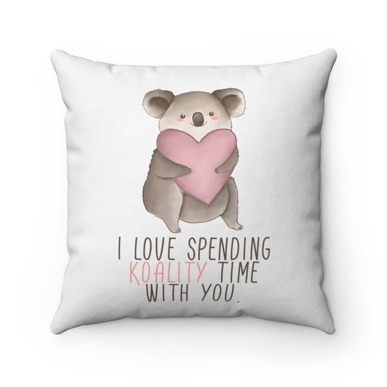 Cute Koala Pillows With Sayings Koala